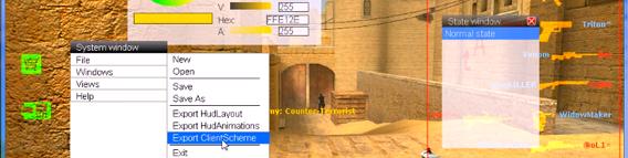 ВидеоУрок по созданию GUI для CSS