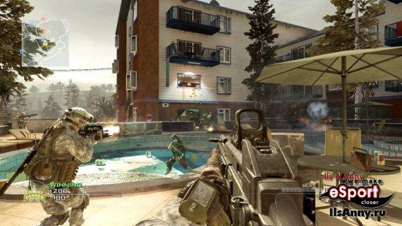 Modern Warfare 2 Stimulus Package для PS3, PC выйдет в начале мая