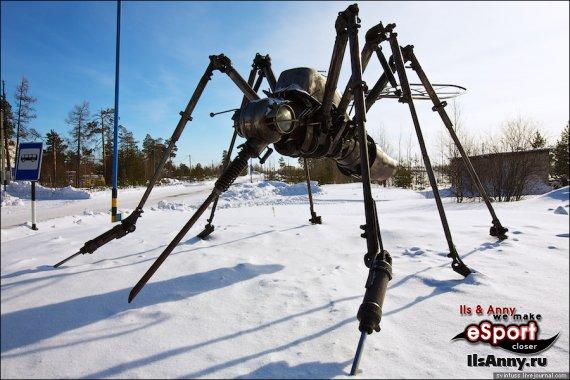Большой комар