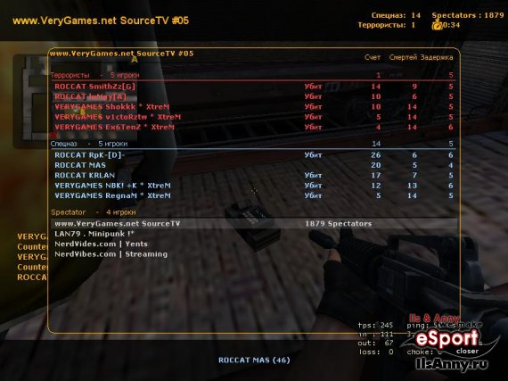 LAN79 CSS Tournament - Grand Final