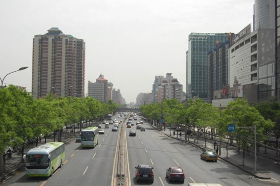 Автостопом по Китаю