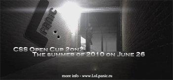 CSS Open Cup, 2x2 June 2010