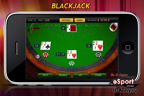 Viaden Blackjack и  iFootball Deluxe