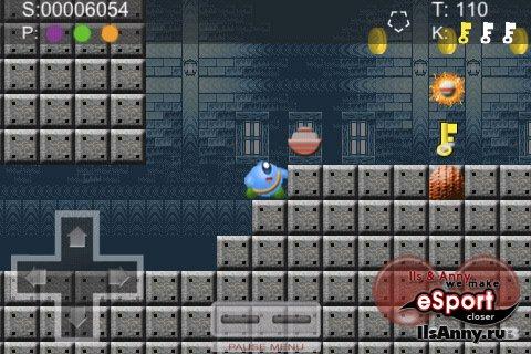 PlanetOne - The 2D Platformer Game