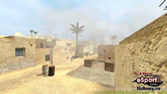 Сравниваем Counter-Strike: Source v34 с Counter-Strike: Source Beta v39 по графике