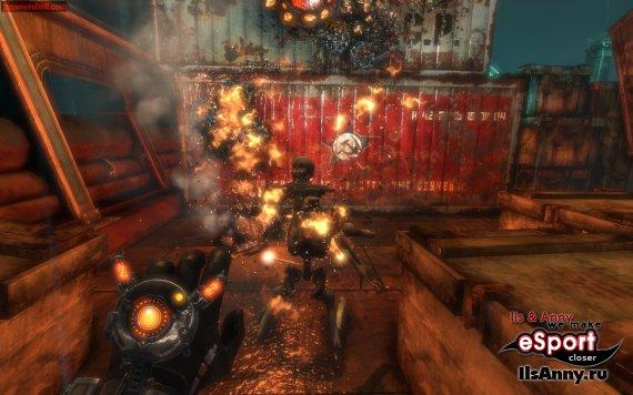 Мини-обзор игры Singularity (2010)