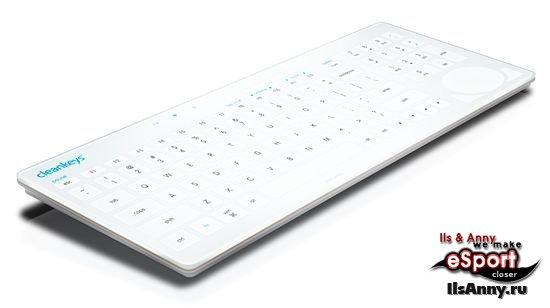 Клавиатура Cleankeys:)