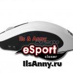 Игровая мышь SteelSeries Ikari Laser White: белая королева