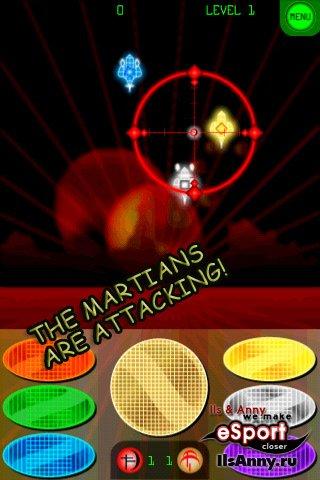 Martian Swarm X