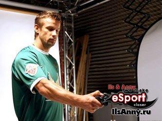 Сергей Семак попал на обложку FIFA 11