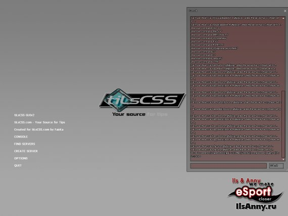 guI's for upCSS