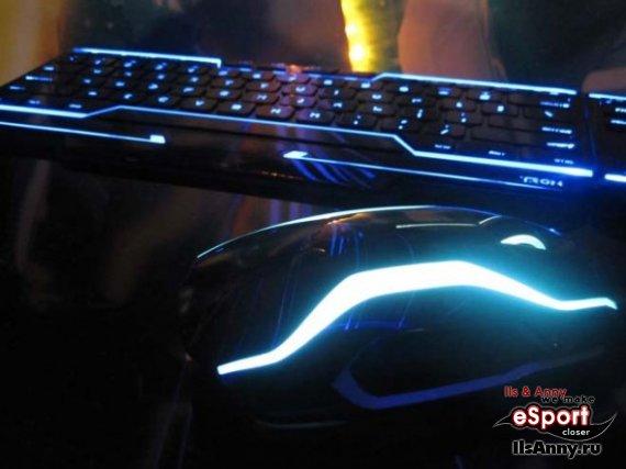 Razer в стиле «TRON: Legacy»
