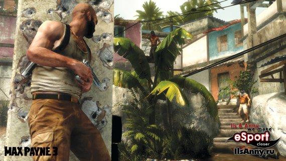 Max Payne 3 - ждать осталось недолго!