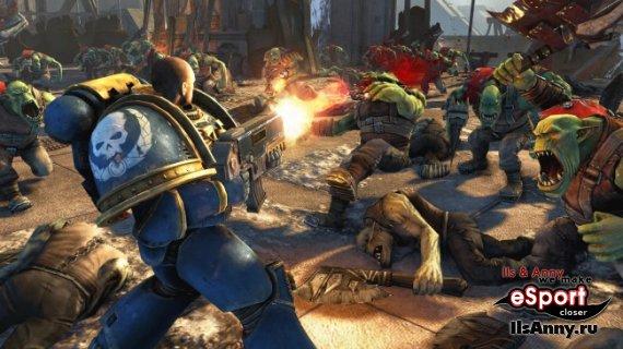 Warhammer: 40,000: Space Marine – и на PC тоже