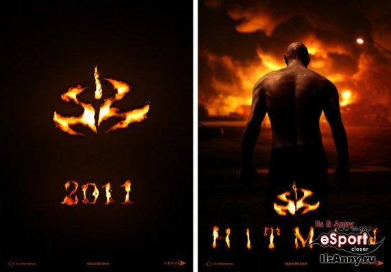 Hitman 2011 - нашумевшие скрины!