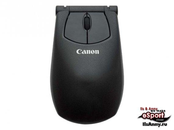Необычная мышь от Canon