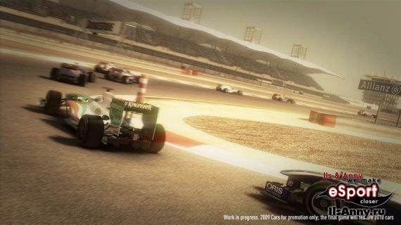 F1 2010, Operation Flashpoint, DiRT, Race Driver: GRID - скоро!