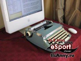 Стимпанк-клавиатура для iPad