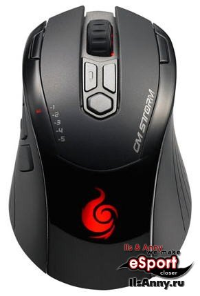 Мышь Inferno от Cooler Master