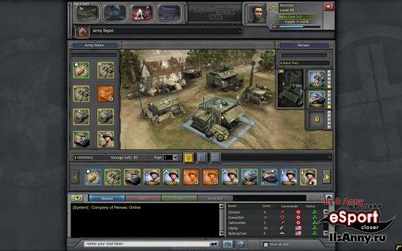 Company of Heroes Online BETA