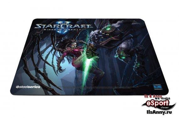 SteelSeries StarCraft II edition